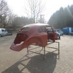 VW kever bril voor het stralen (klik hier)