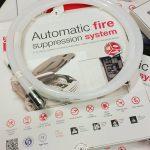Blaze Cut Fire suppression system zijn weer op voorraad!!