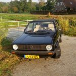Volkswagen Golf Cabriolet 1982 (klik hier)